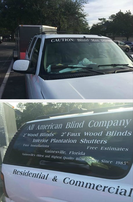 caution_blind_man_driving